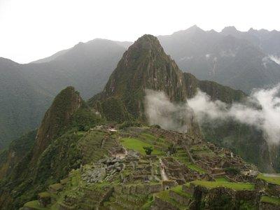 INC_D4 - Machu Picchu landscape