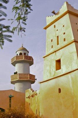 Zinder plaza