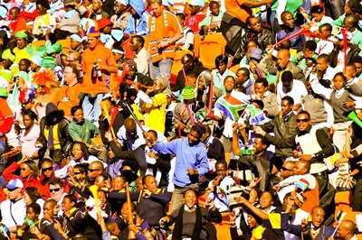 Soccer City Crowd