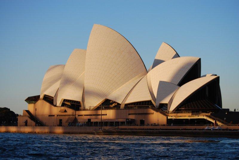 Dusk Opera House
