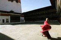 Bhutan's child buddhist priest