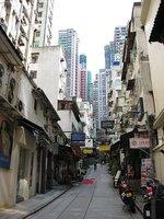 Hong Kong in the 60