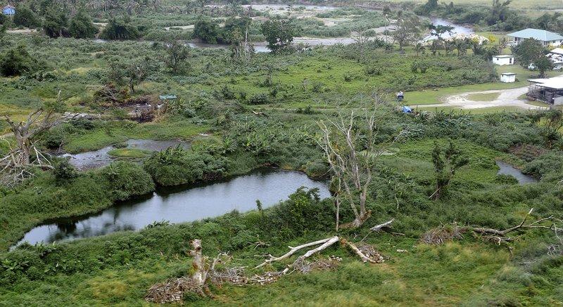 Arriving at Port Vila