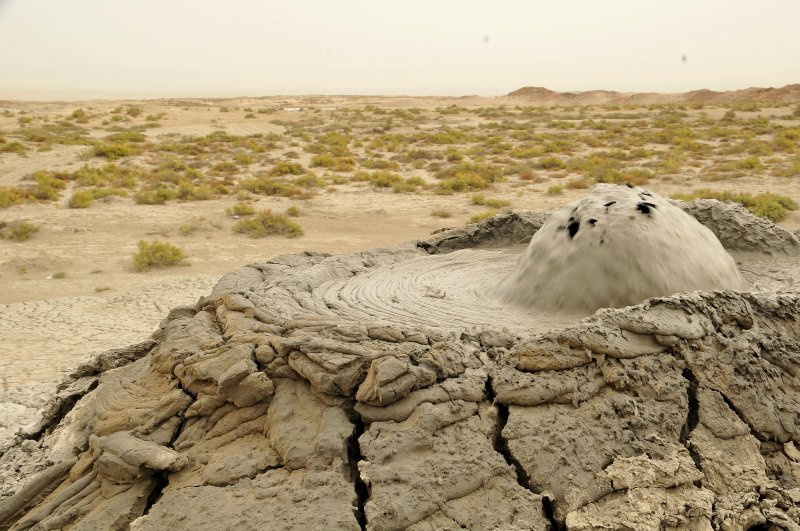 Mud Volcano 1