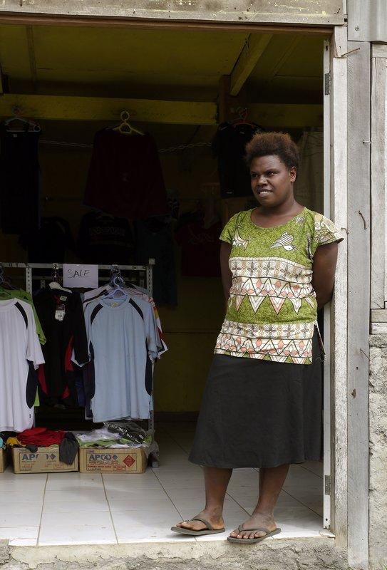 Shopkeeper blackmanstown