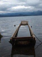 Liege, Lugu Lake, Yunnan Province, China
