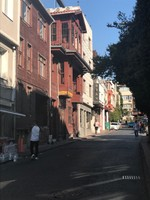 Houses in the Fatih, Sultanahmet area