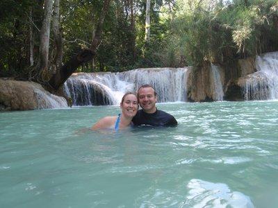 Kouang Si Waterfall
