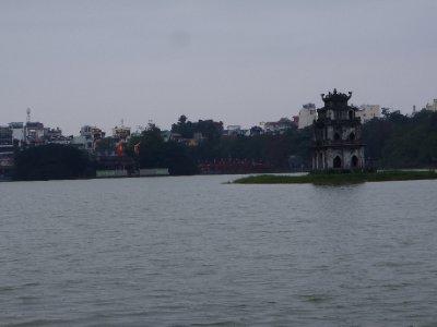 Hoan Kiem Lake landmarks