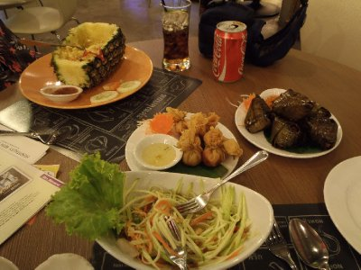 Lazat 02: SPICY Thai salad