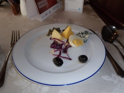 Lazat 03: blue cheese in KL Tower