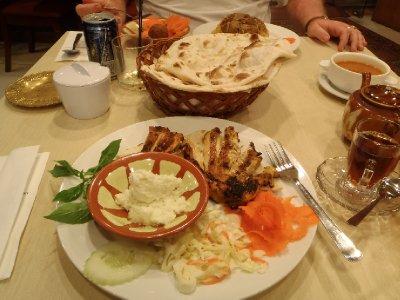 Lazat 08: Musahab chicken