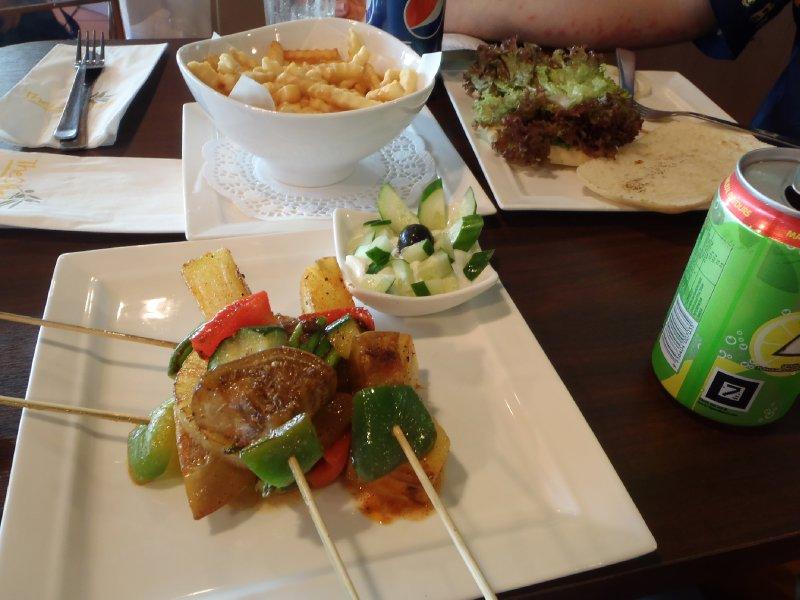 Yummo! Snacks at KLIA (Kuala Lumpur International Airport)