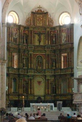 La Catherdral Santa Catalina de Alejandria