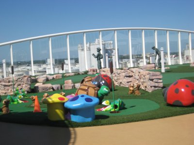 Kid's golf