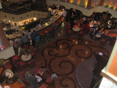 Lobby of the Liberty