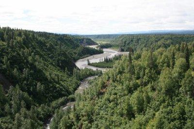 The Nehana River