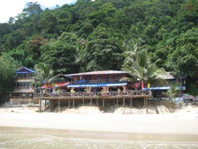 Koh chang janith and kristin 39 s tour of asia for Sand point lodge