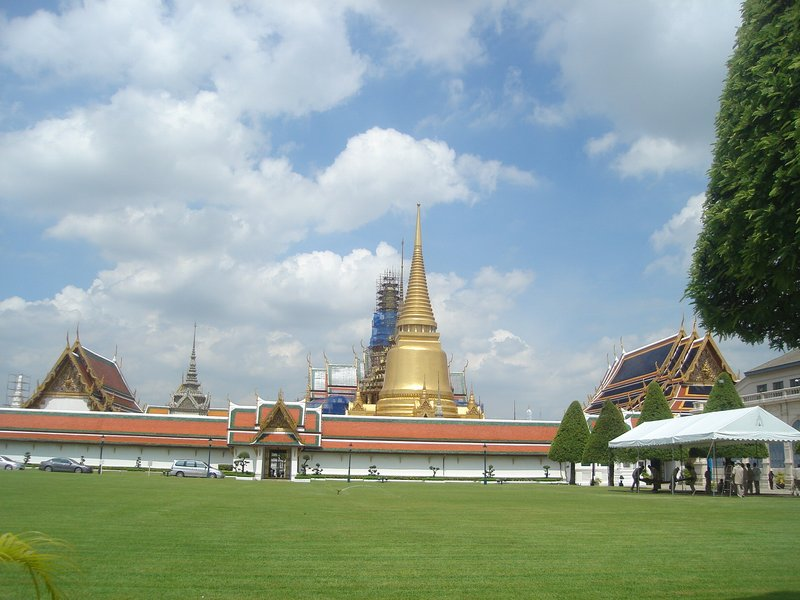 The Golden Temple, Bangkok