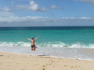Jumping Hannah