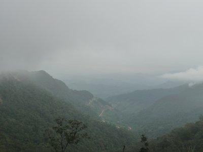 Dalat mountains