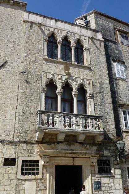 Gran Palacio Cipiko, Trogir, Croacia