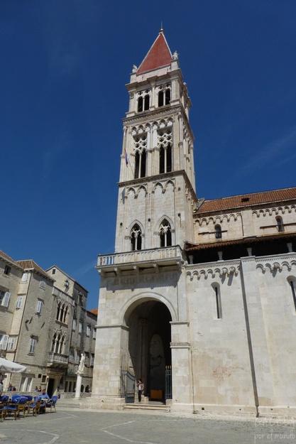 Catedral de San Lorenzo, Trogir, Croacia