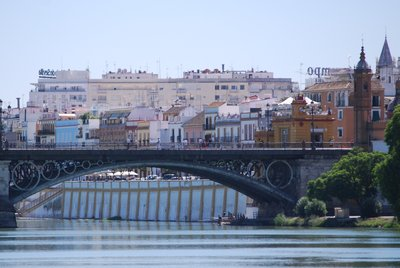 Queen Isabel II bridge, Seville