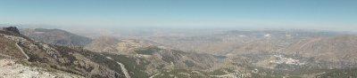 Panorama - Sierra Nevada