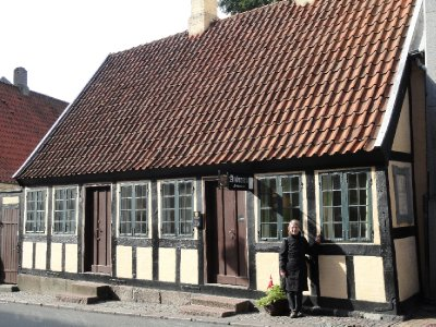 H C Andersen's family home