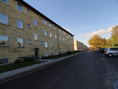 Apartment complex