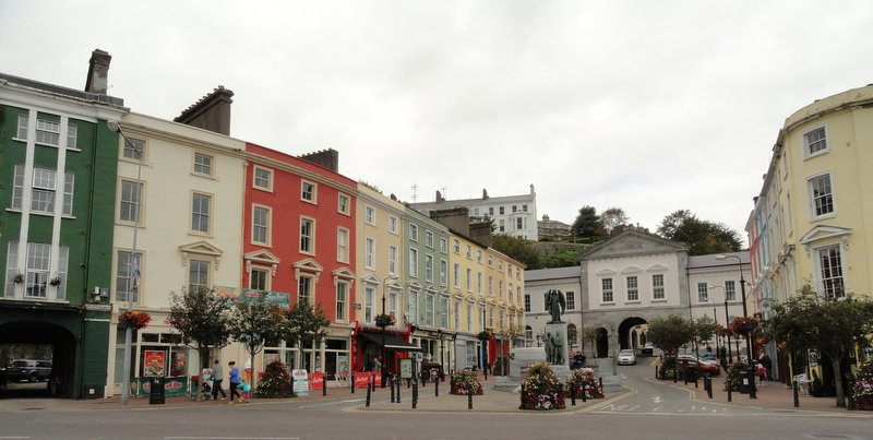 Lovely streets of Cobh