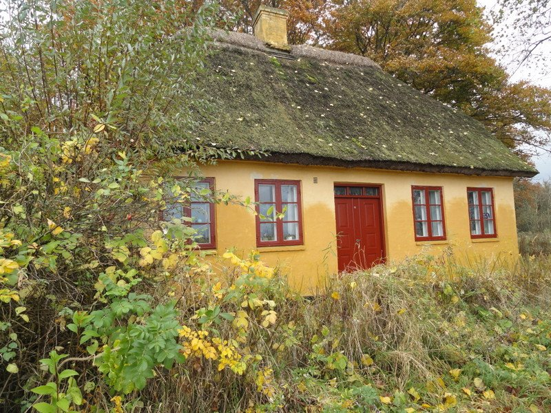 The Fisherman's House, Moesgård Beach