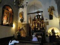Interior, St Adalbert's Church