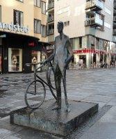 Local sculpture