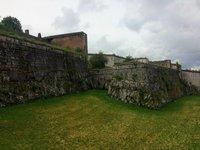 Fortress walls, The Citadel, Besançon
