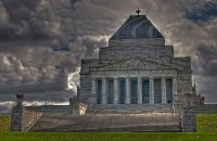 Melbourne Shrine Of Rememberance
