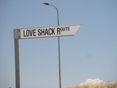 Love shack route