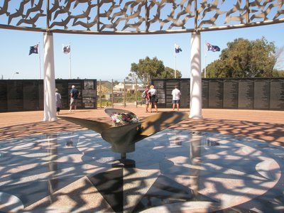 HMS Sydney Memorial