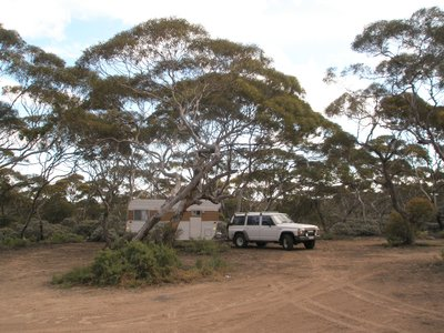 first night accomodation on the Nullarbor