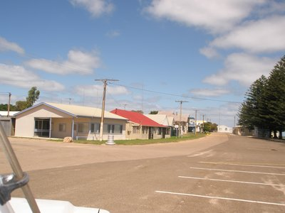 Fishermans Bay Town