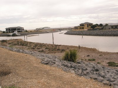 New estate at Tumby Bay