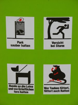 Park regulations