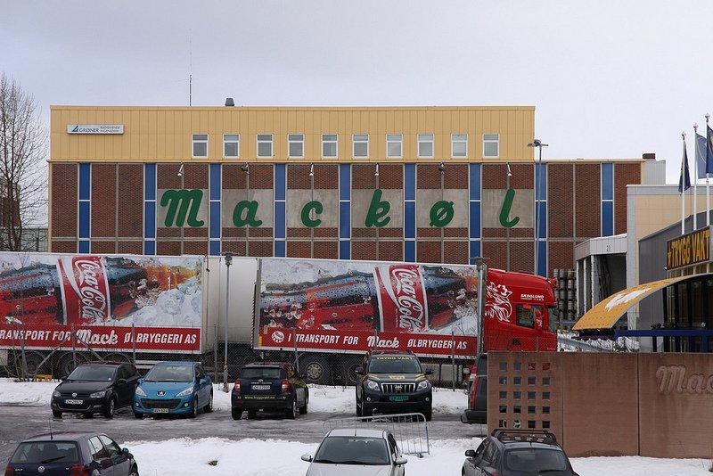 Mack brewery