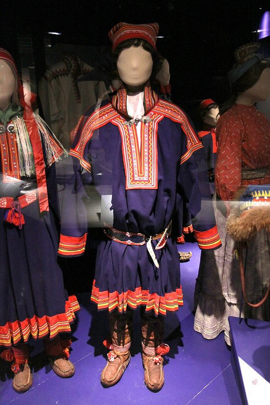 Sami (?) clothing