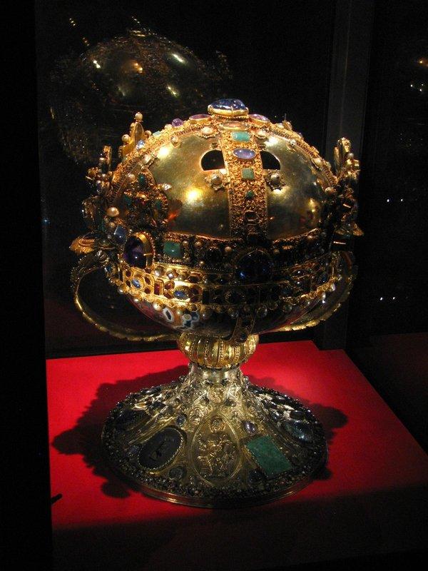 Reliquary for St Elisabeth