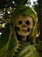 Death sculpture