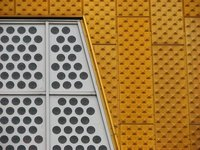 Berliner Philharmonie detail