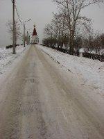 Road to the Chapel of St Parasceva Pyatnitsa