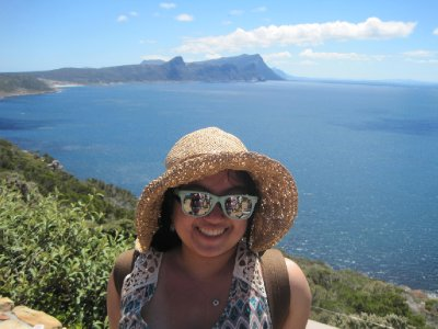 Beautiful View at Cape Point!